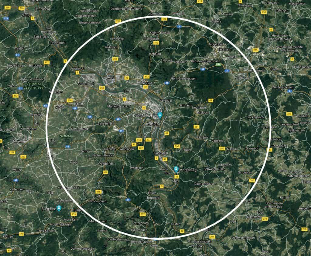 Lebensraum Kreisgebiet