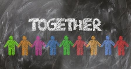 Stärke einer Gemeinschaft –  Zusammenkommen für mehr Lebensqualität